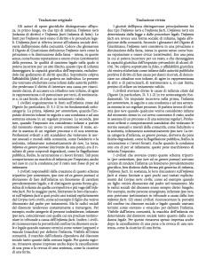 Esempio n. 3: revisione di traduzione